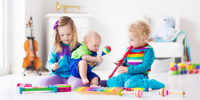 Thumb zabawki dla malego muzyka